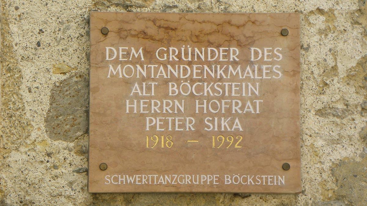 Hofrat Peter Sika