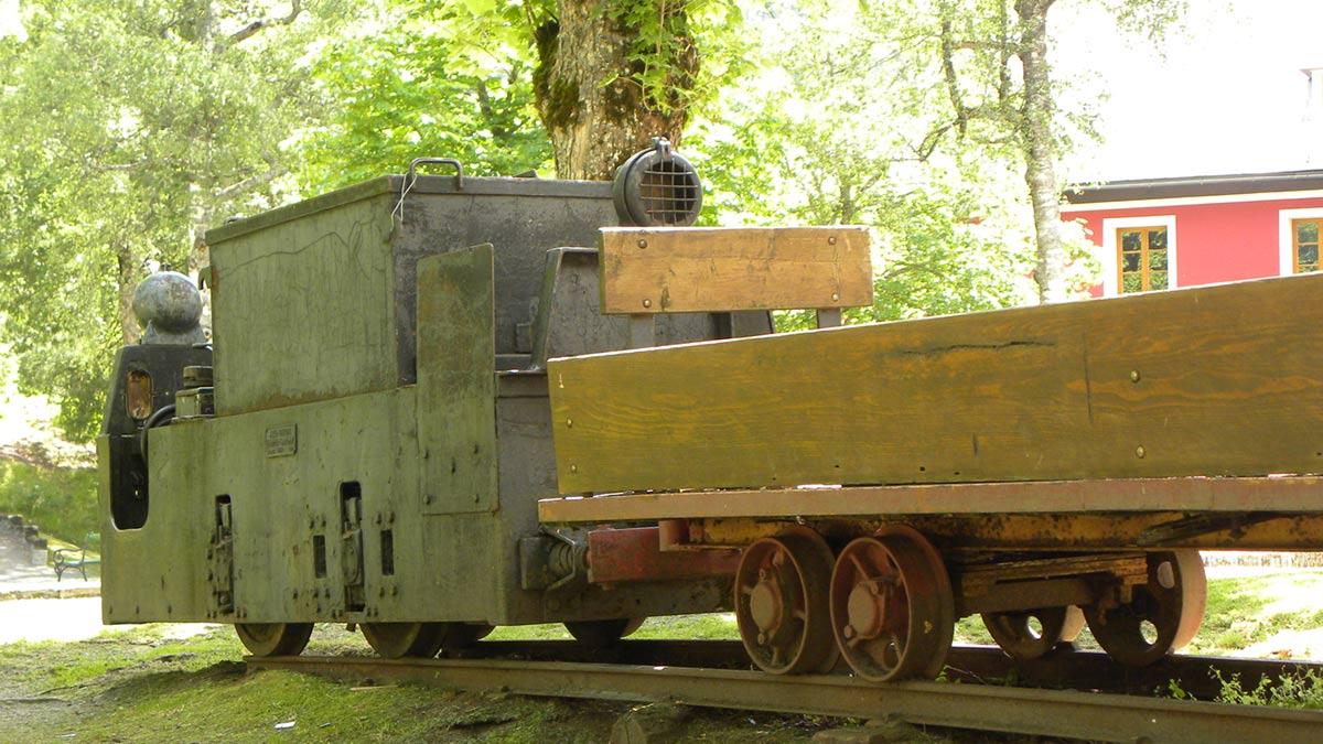 Stollenzug Goldbergbau - Reise in die Vergangenheit