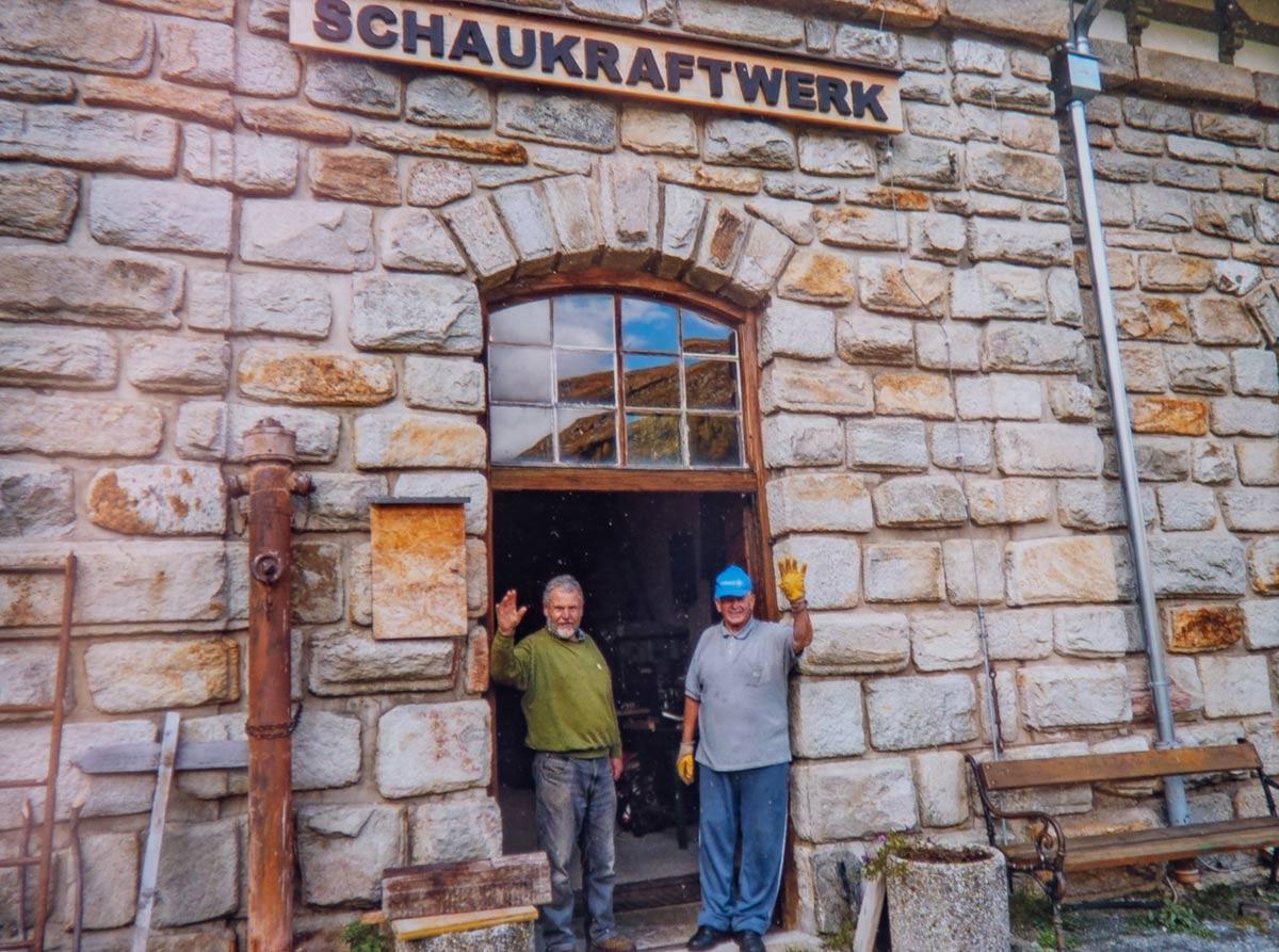 Schaumuseum Sportgastein