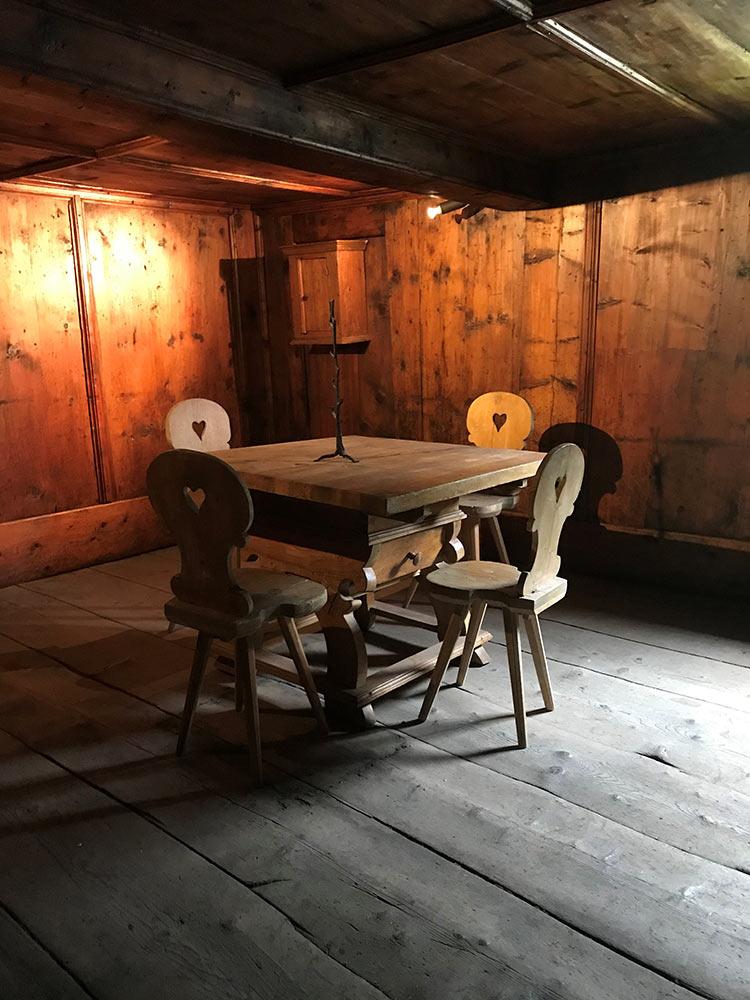 Historische Stube Ullmannlehen